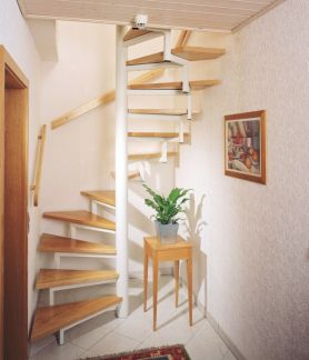 Spindeltreppe SP 112